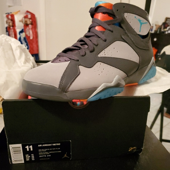módulo absceso Cereza  Jordan Shoes | Air Jordan 7 Retro Barcelona Days Release 525 | Poshmark